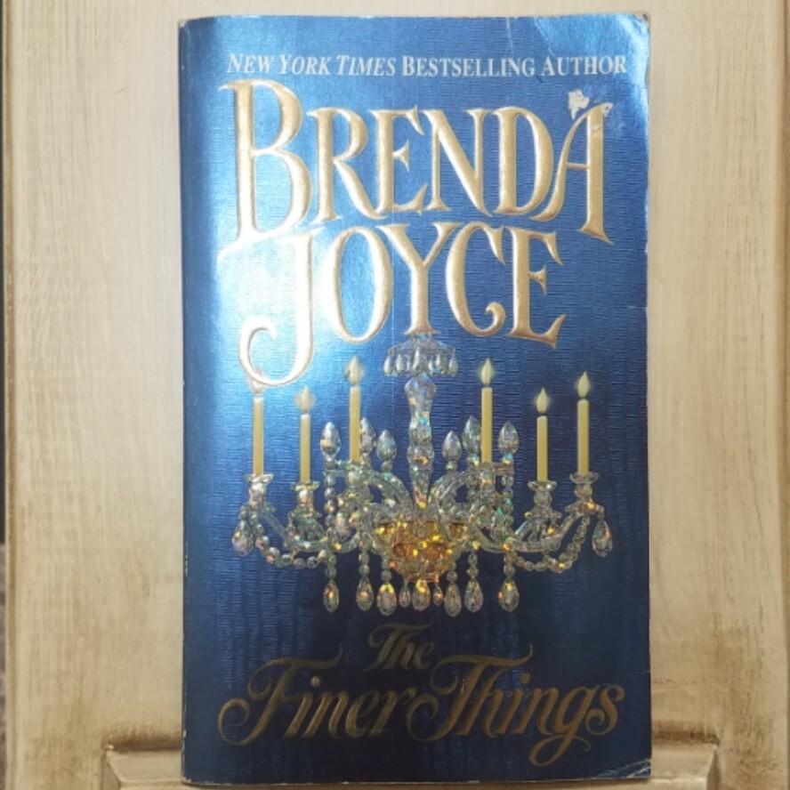 The Finer Things by Brenda Joyce