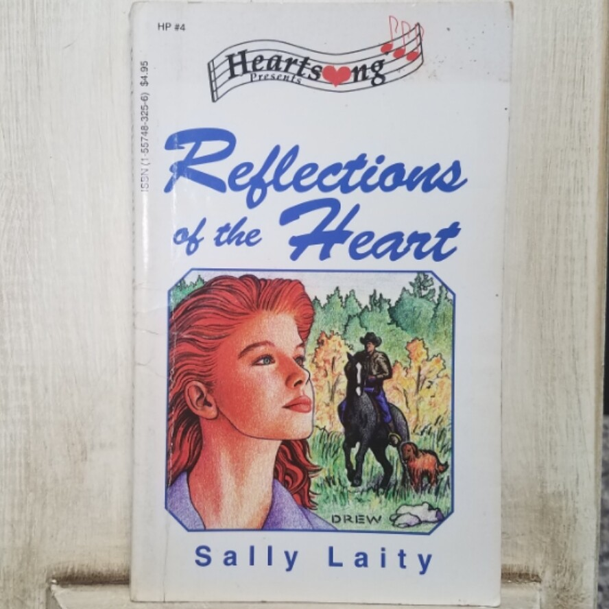 Reflections of the Heart by Sally Laity