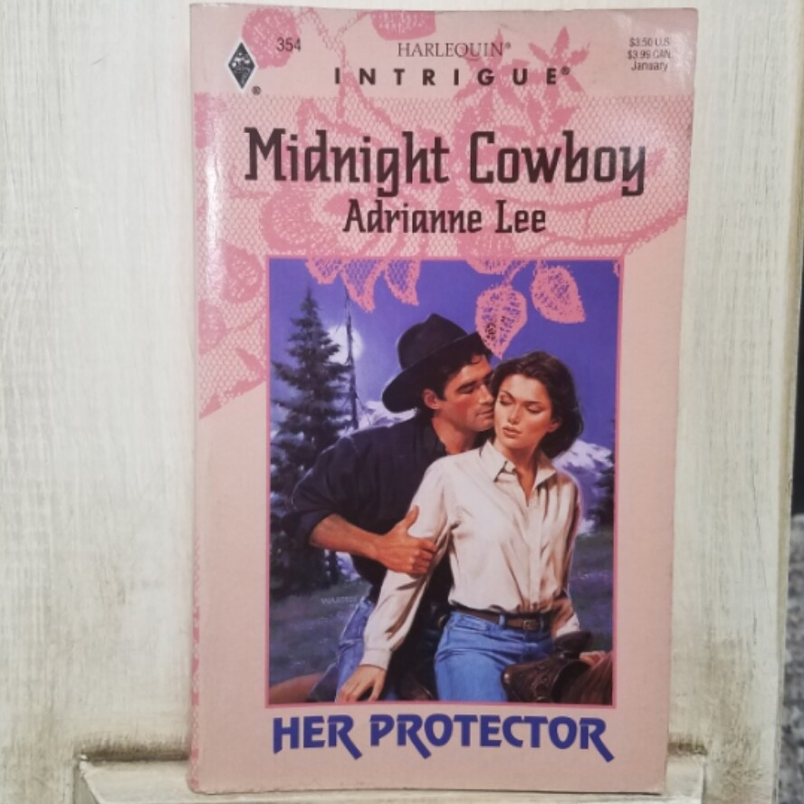 Midnight Cowboy: Her Protector by Adrianne Lee