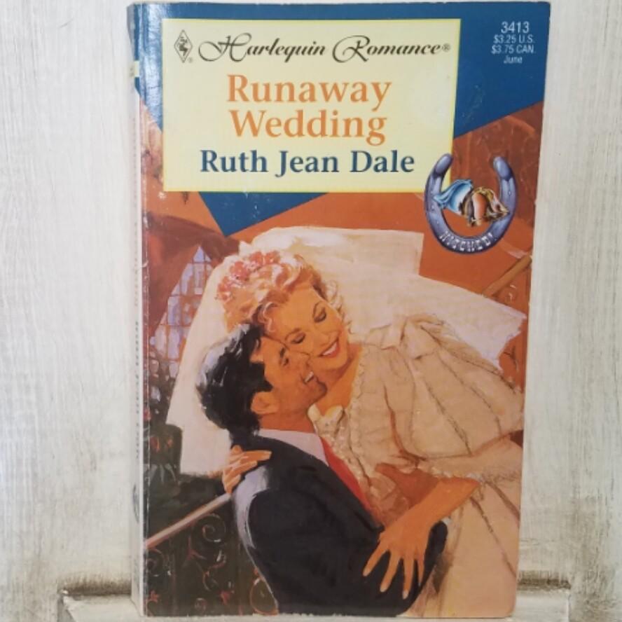 Runaway Wedding by Ruth Jean Dale