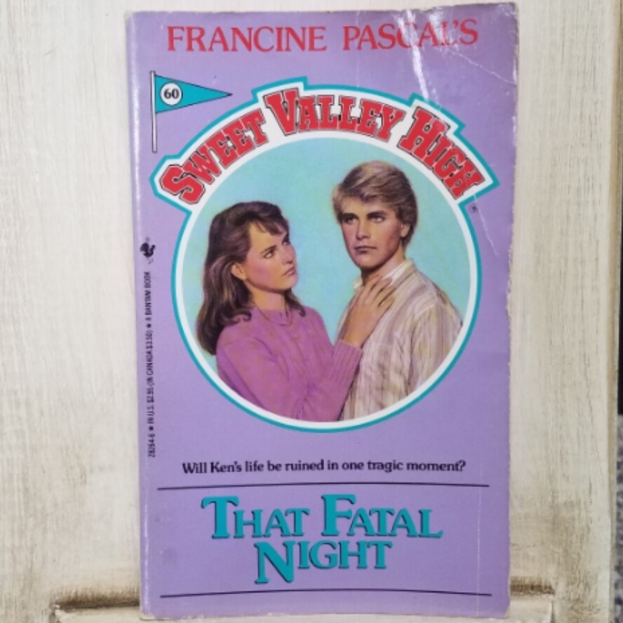 Sweet Valley High: That Fatal Night by Francine Pascal
