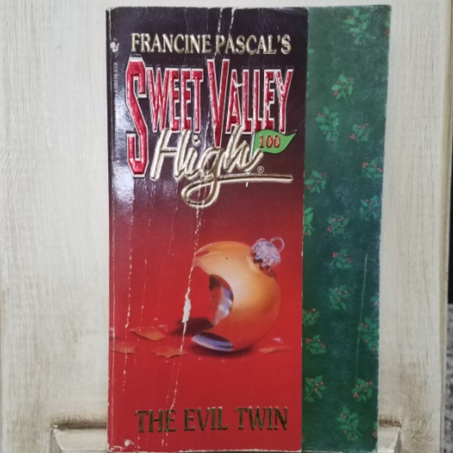 Sweet Valley High: The Evil Twin by Francine Pascal