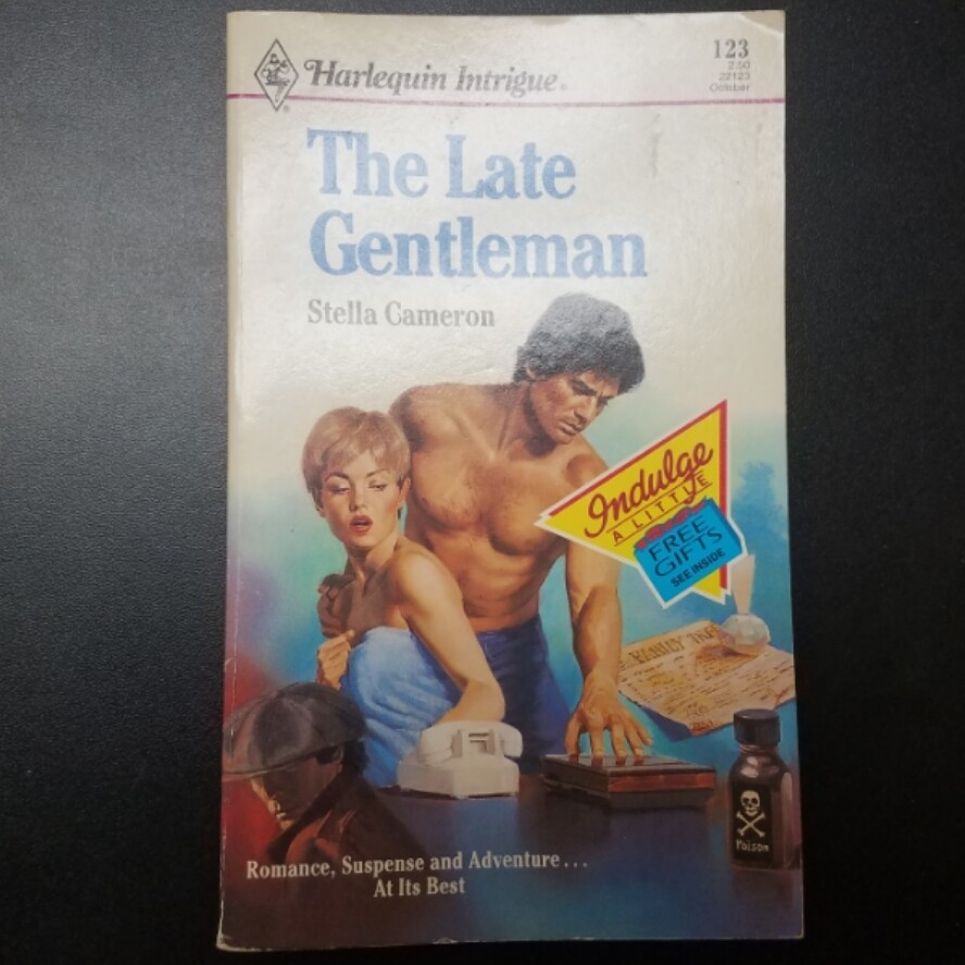 The Late Gentleman by Stella Cameron