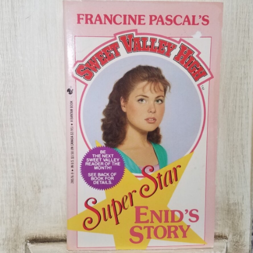 Sweet Valley High: Super Star - Enid's Story by Francine Pascal
