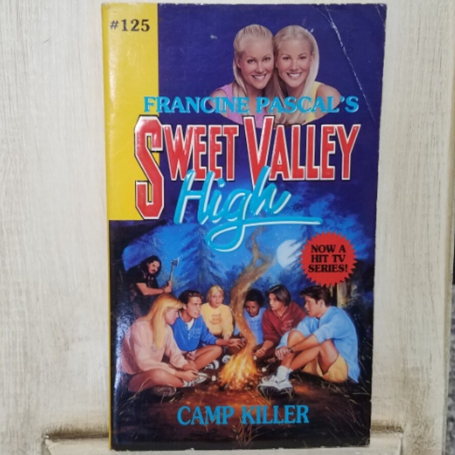 Sweet Valley High: Camp Killer by Francine Pascal