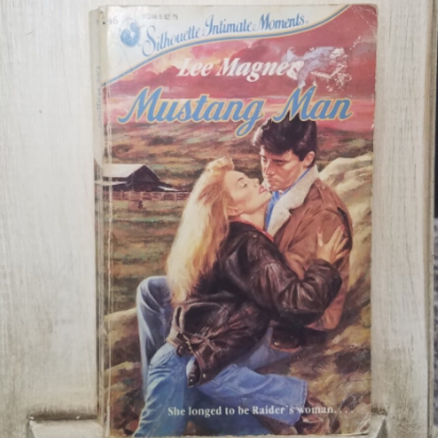 Mustang Man by Lee Magner