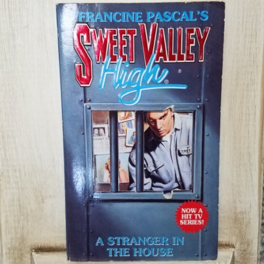 Sweet Valley High: A Stranger in the House by Francine Pascal