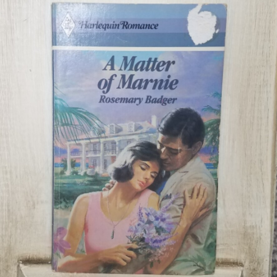 A Matter of Marnie by Rosemary Badger