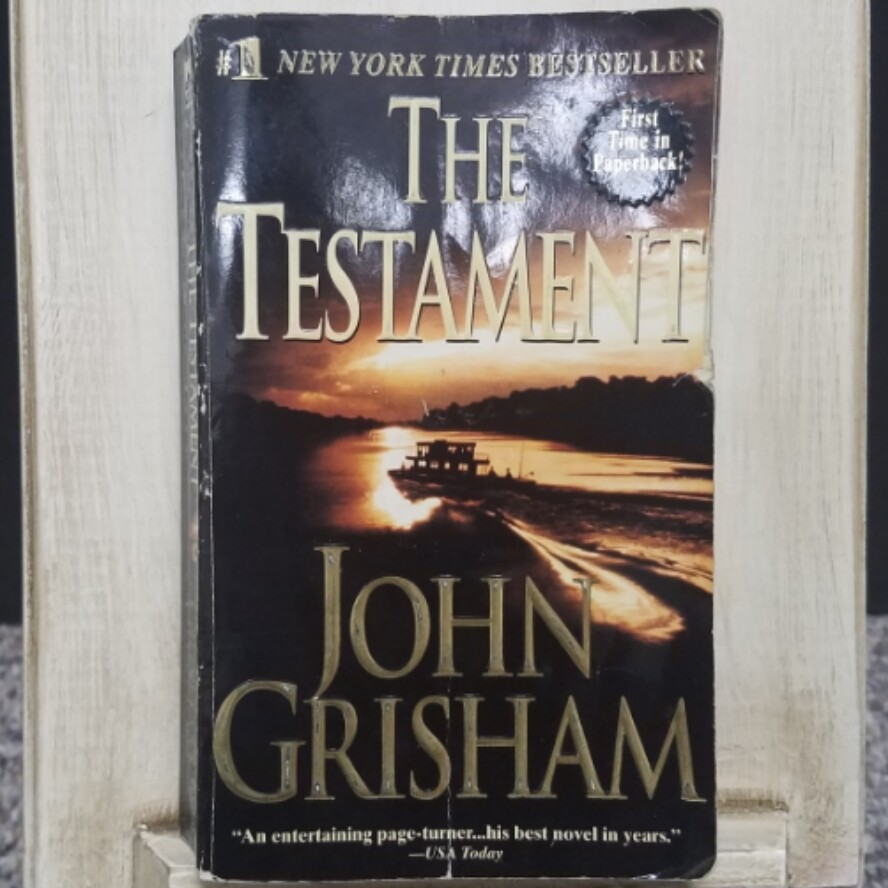 The Testament by John Grisham - PB