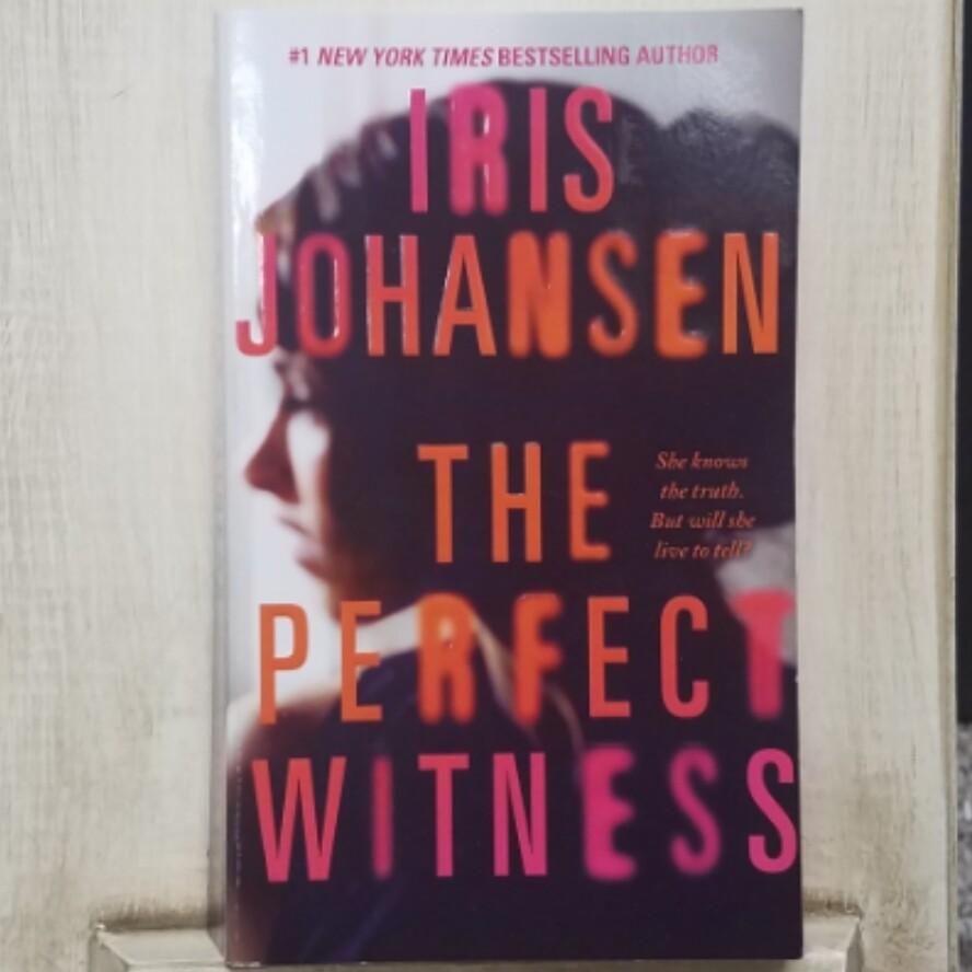 The Perfect Witness by Iris Johnansen