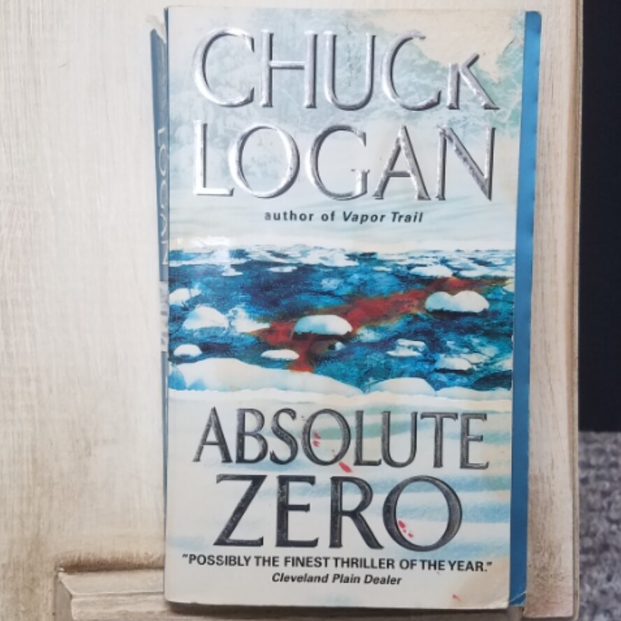 Absolute Zero by Chuck Logan