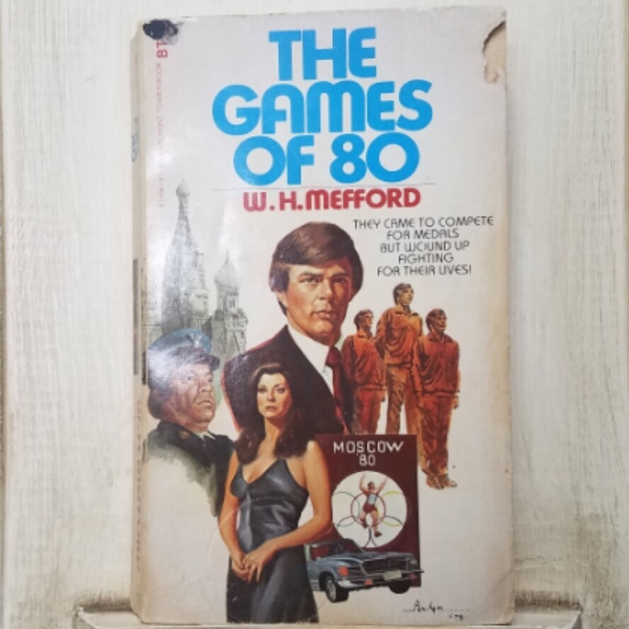 The Games of 80 by W.H. Mefford