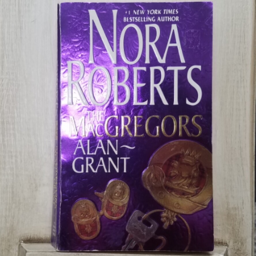 The MacGregors: Alan and Grant by Nora Roberts