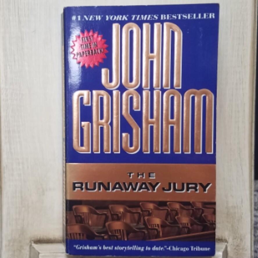 The Runaway Jury by John Grisham - PB