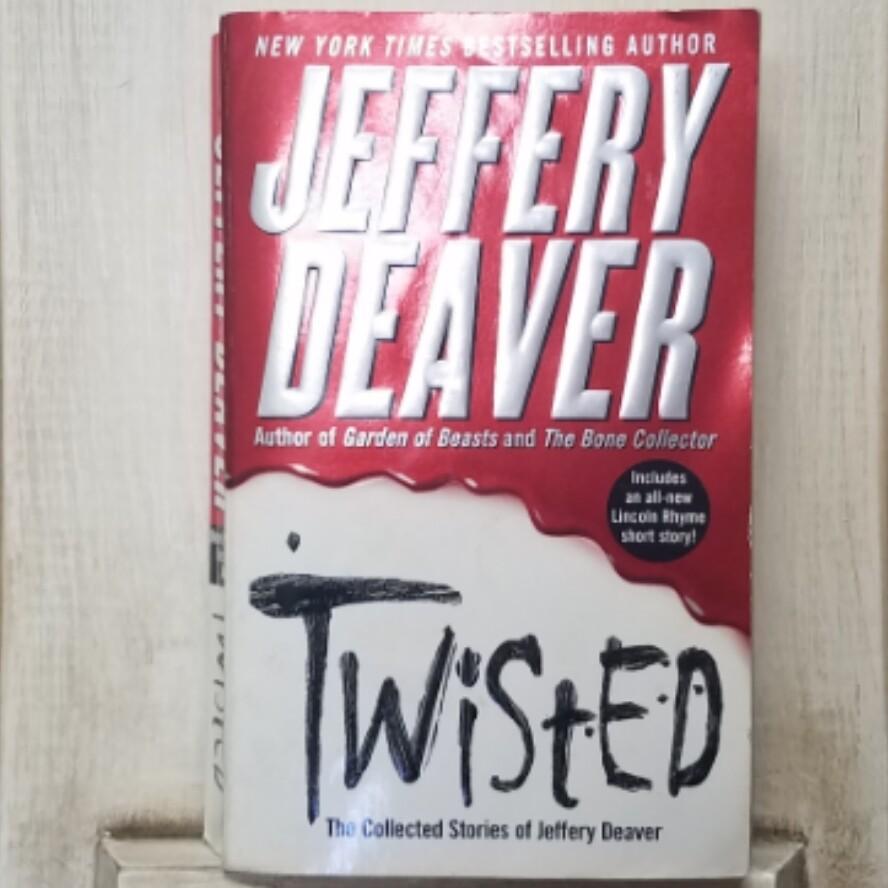 Twisted by Jeffery Deaver