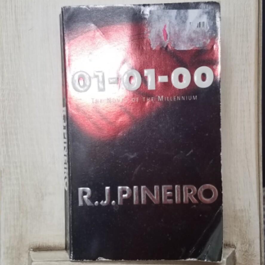 01-01-00 by R.J. Pineiro