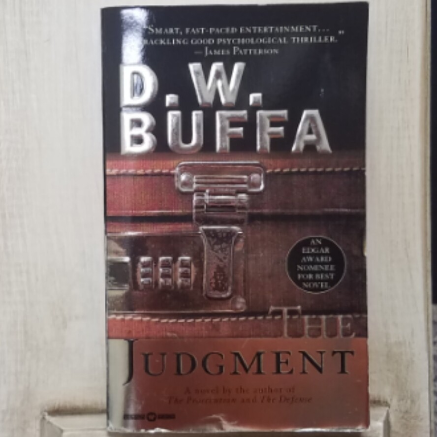 The Judgment by D. W. Buffa