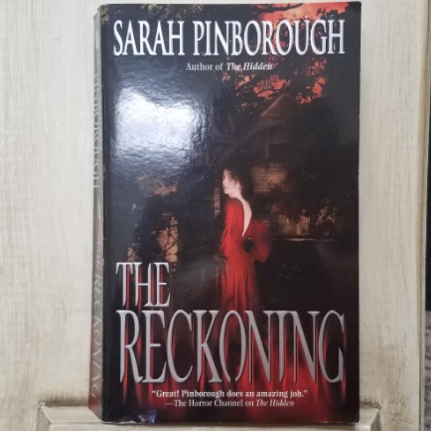 The Reckoning by Sarah Pinborough