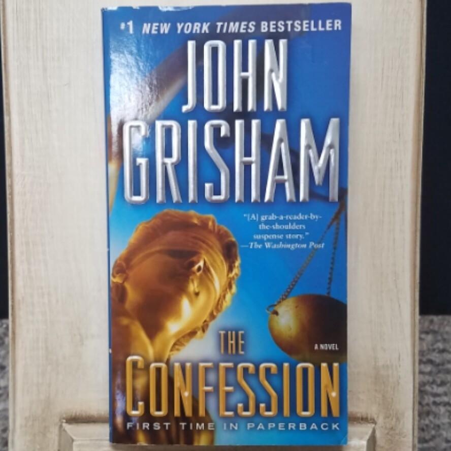 The Confession by John Grisham - PB