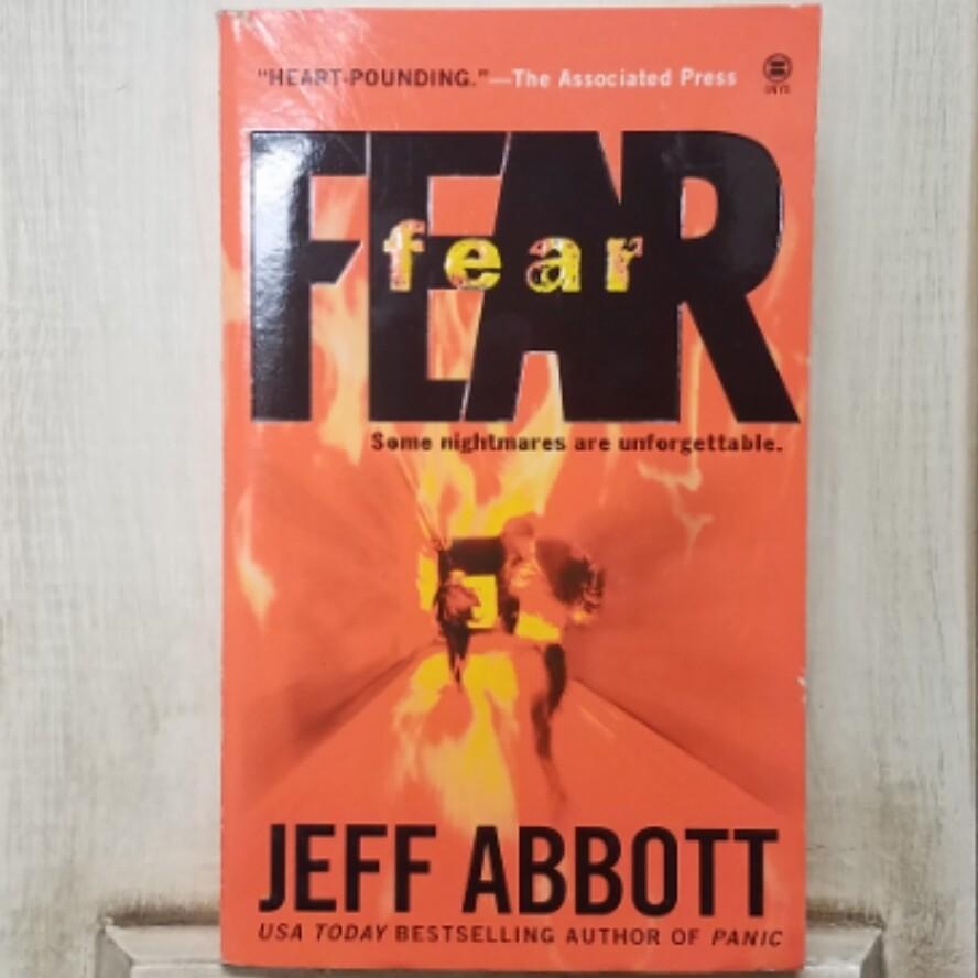 Fear by Jeff Abbott