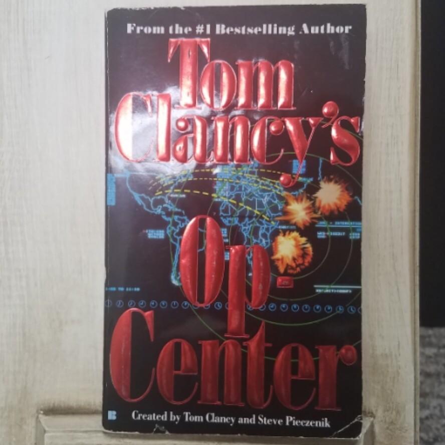 Op-Center by Tom Clancy and Steve Pieczenik