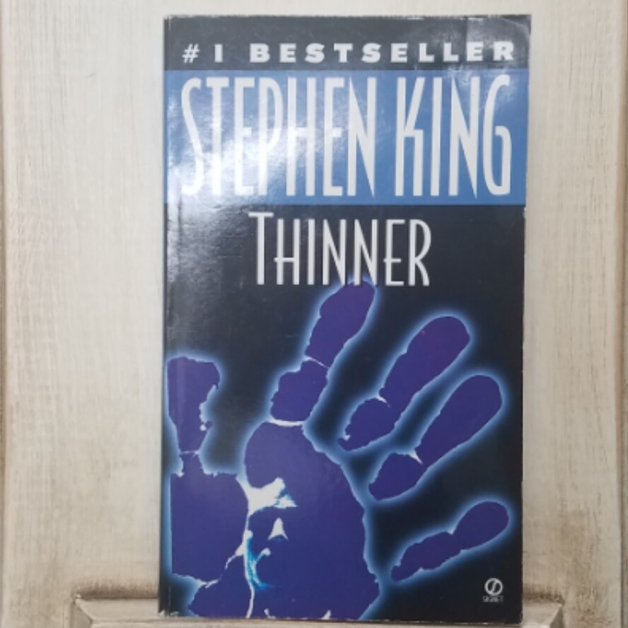 Thinner by Stephen King
