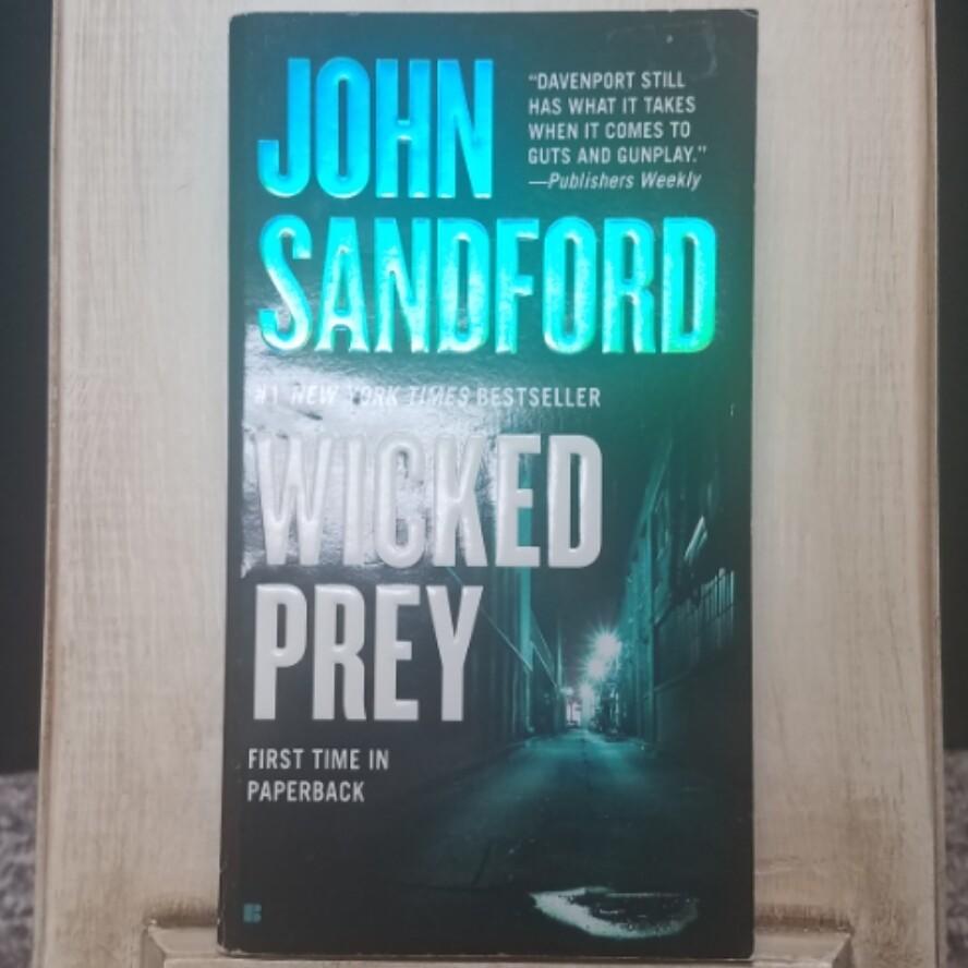 Wicked Prey by John Sandford