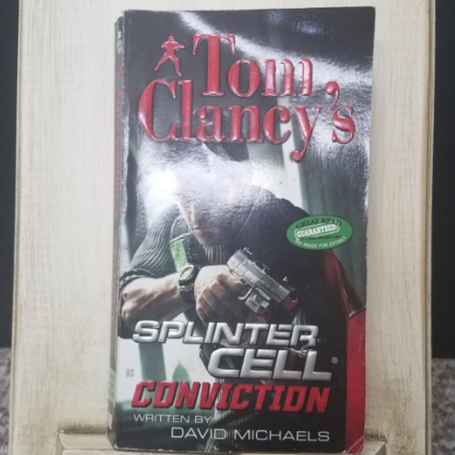 Splinter Cell: Conviction by Tom Clancy and David Michaels