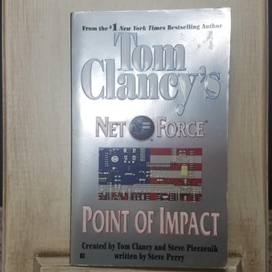 Point of Impact by Tom Clancy and Steve Pieczenik