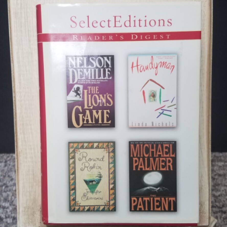 The Lion's Game, Handyman, Round Robin, The Patient by Readers Digest