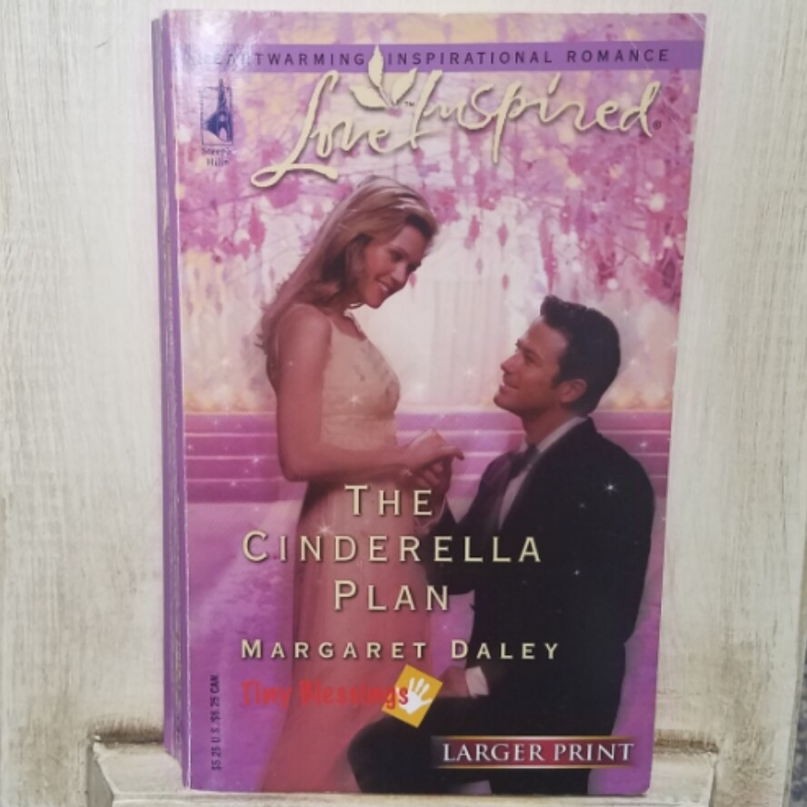 The Cinderella Plan by Margaret Daley