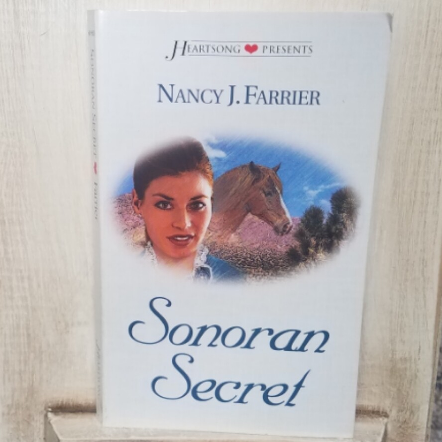 Sonoran Secret by Nancy J. Farrier