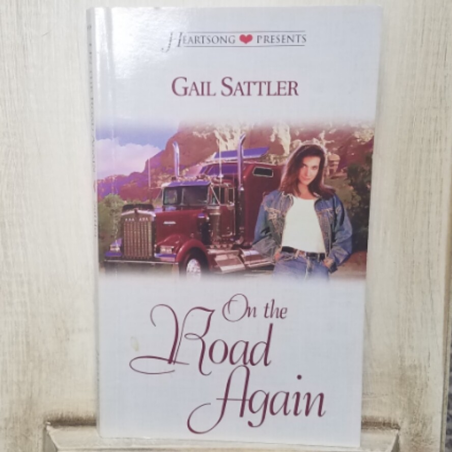 On the Road Again by Gail Sattler