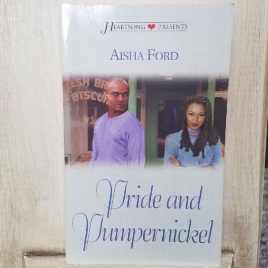 Pride and Pumpernickel by Aisha Ford
