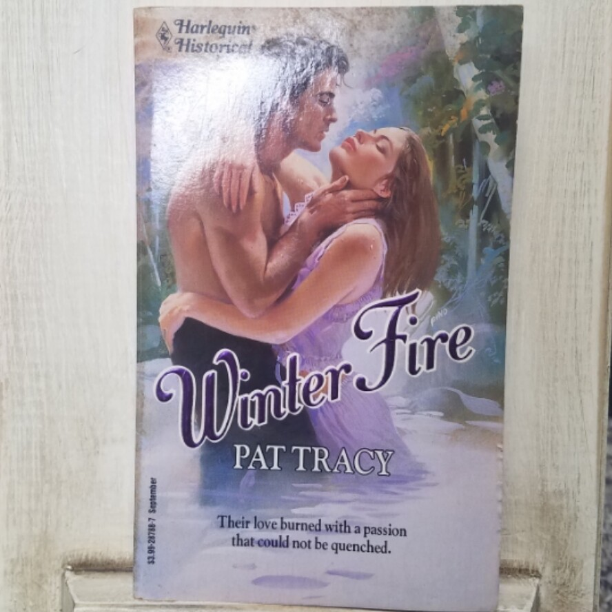 Winter Fire by Pat Tracy