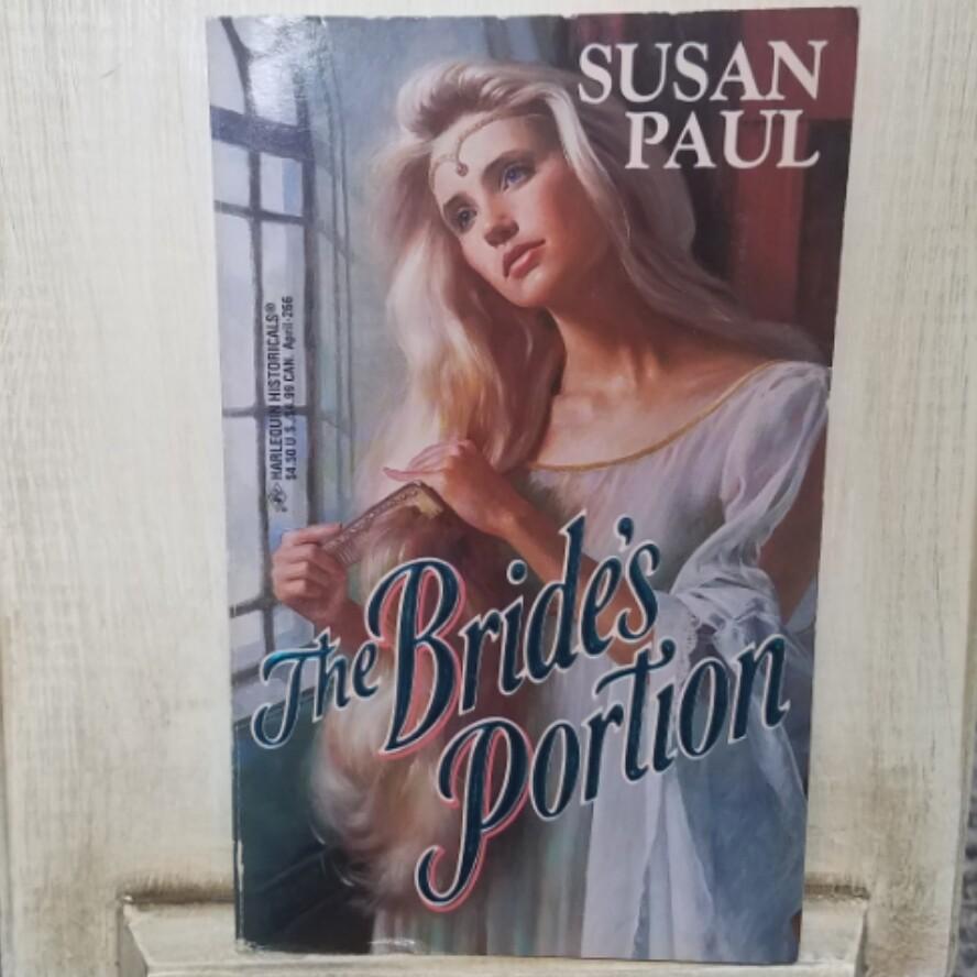 The Bride's Portion by Susan Paul