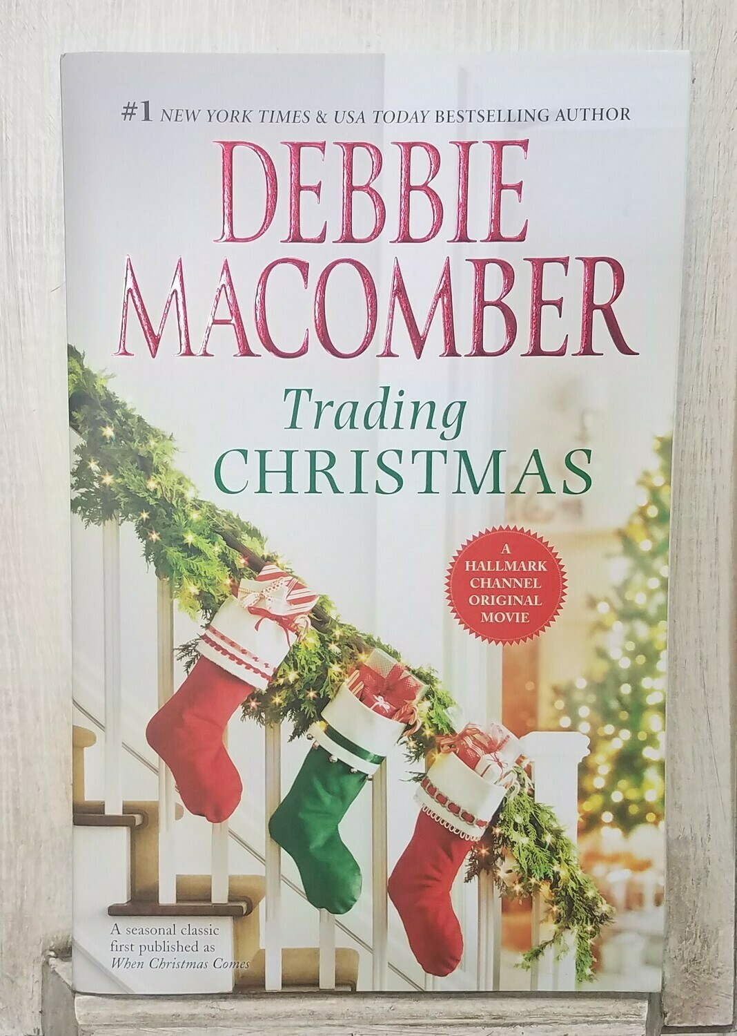 Trading Christmas by Debbie Macomber