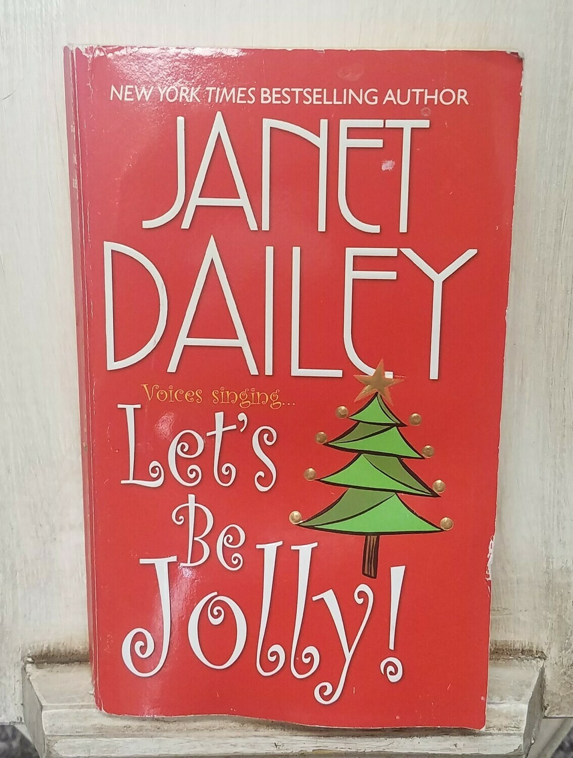 Let's Be Jolly by Janet Dailey