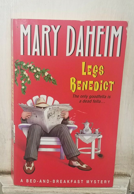 Legs Benedict by Mary Daheim