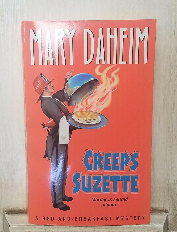 Creeps Suzette by Mary Daheim