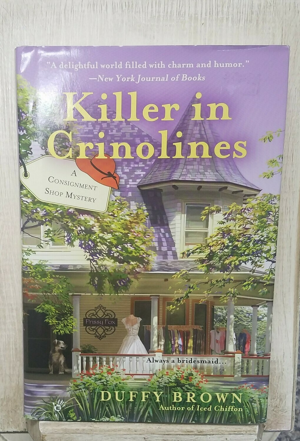 Killer in Crinolines by Duffy Brown