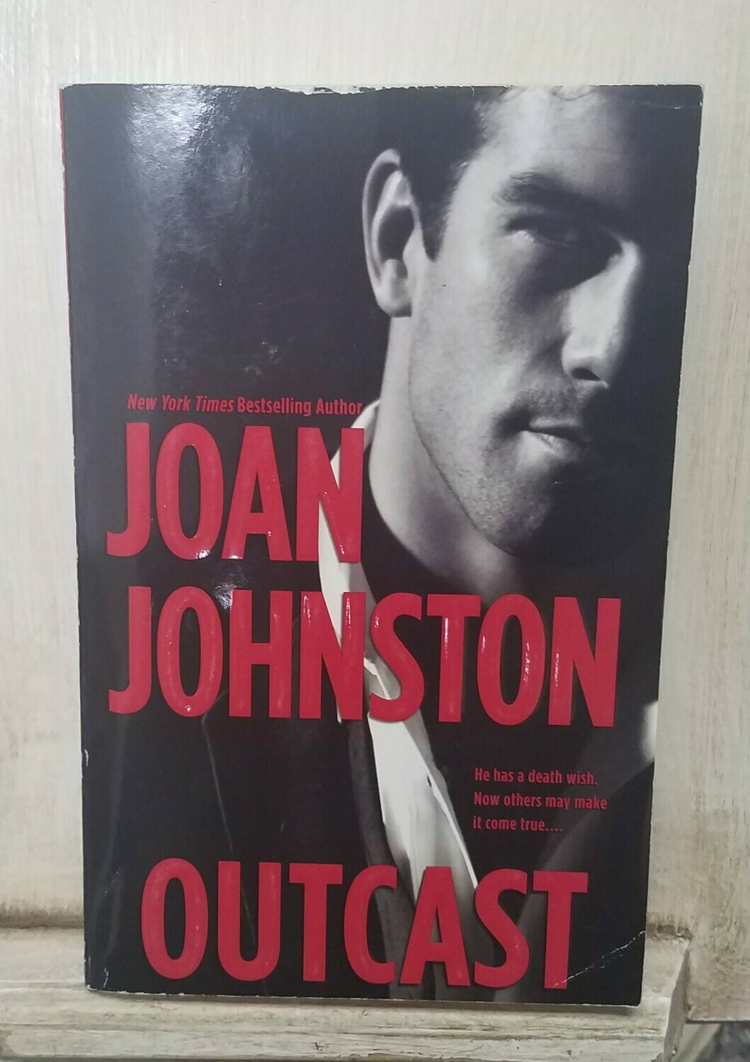 Outcast by Joan Johnston