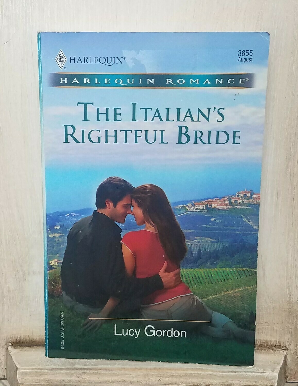 The Italian's Rightful Bride by Lucy Gordon