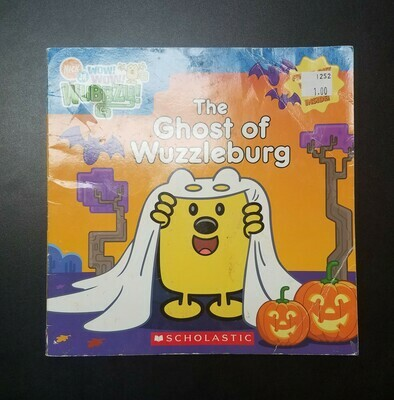 The Ghost of Wuzzleburg by Lauren Cecil