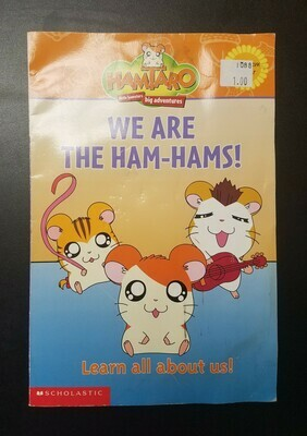 We are the Ham-Hams! by Frances Ann Ladd