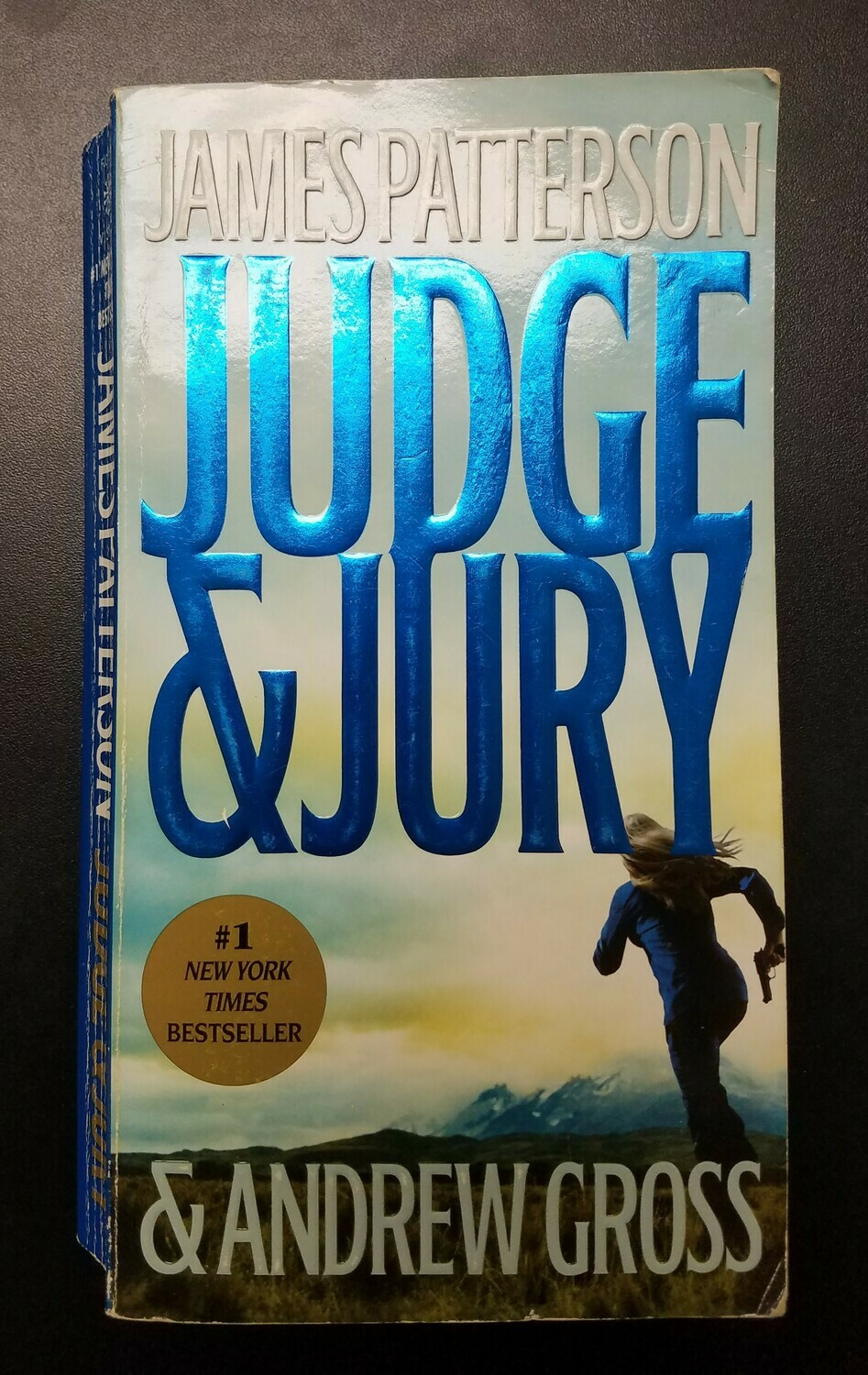 Judge and Jury by James Patterson and Andrew Gross