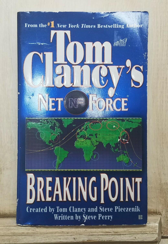 Breaking Point by Tom Clancy and Steve Pieczenik