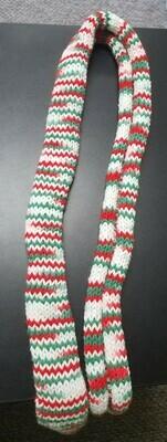 Handmade Christmas Scarf