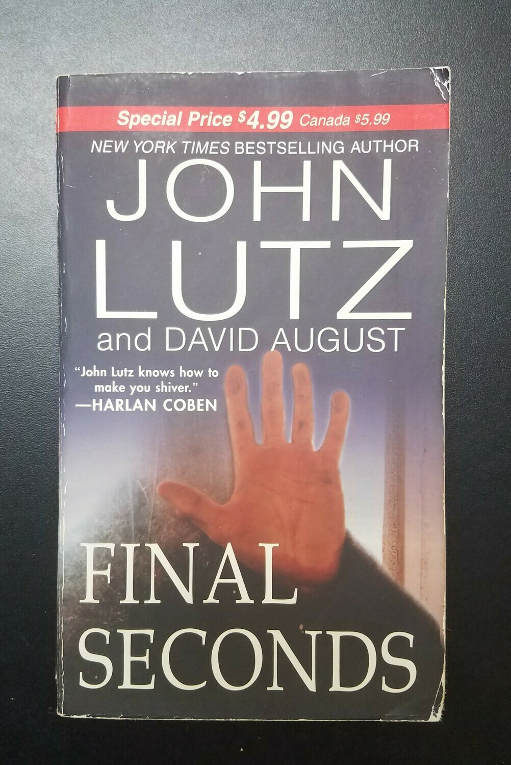 Final Seconds by John Lutz