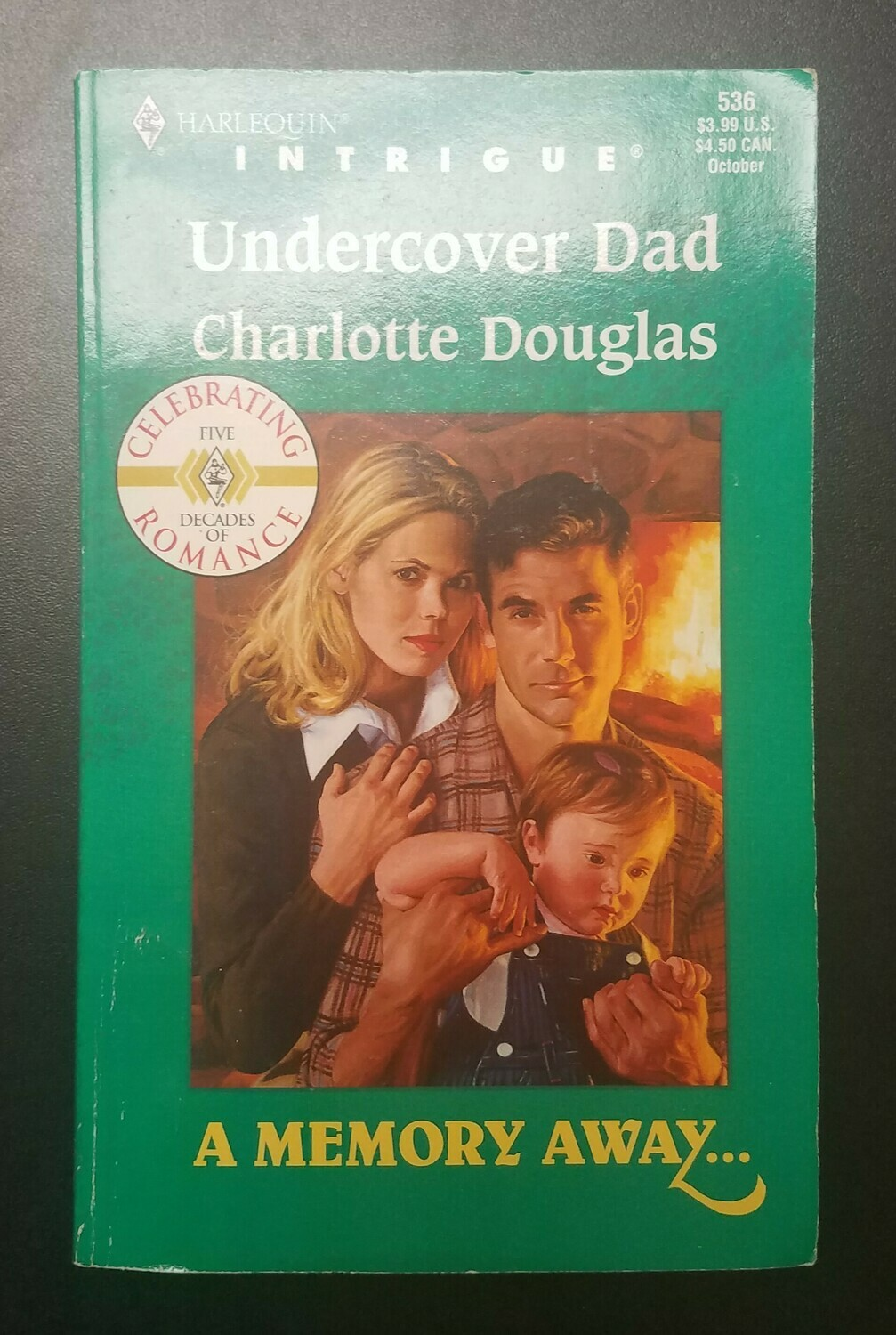 Undercover Dad by Charlotte Douglas